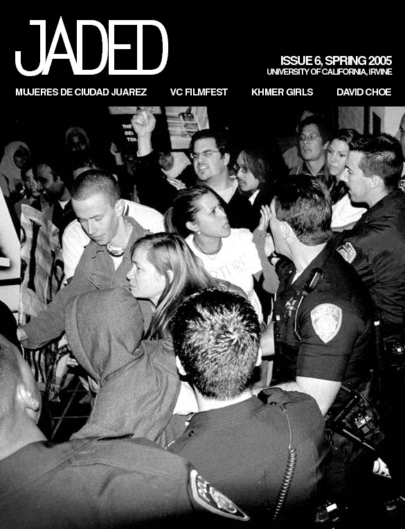 Jaded, Issue 6, Spring 2005