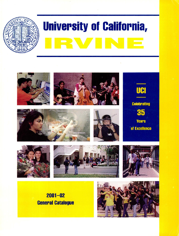 2001/2002 UCI General Catalogue
