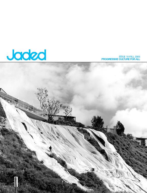 Jaded, Issue 10, Fall 2006