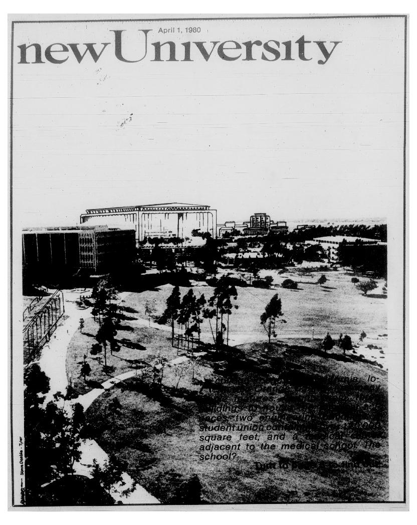 New university (Irvine, Calif.) Vol. 12, No. 22