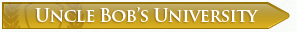 Uncle Bob's University