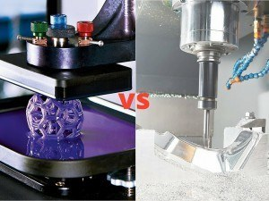 3D Printing vs Traditional Manufacturing