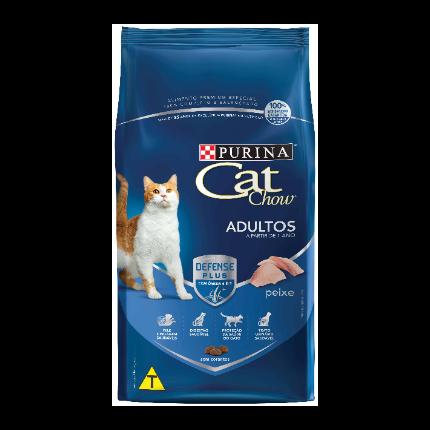 Racao Gato Cat Chow Adult Peixe 10,1 Kg