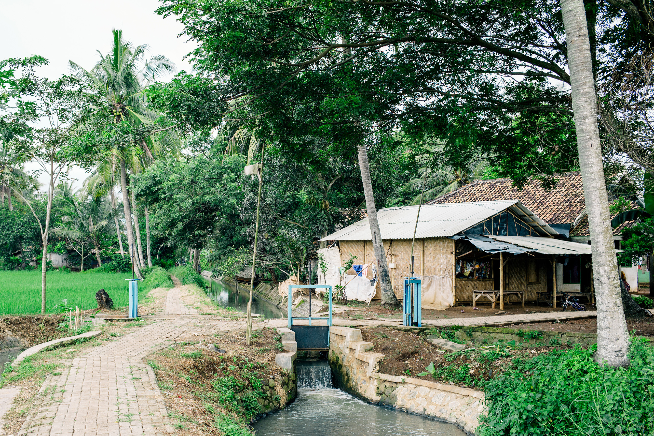 Sarmanah's property in Indonesia