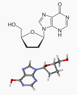 Didanosine Structure.png