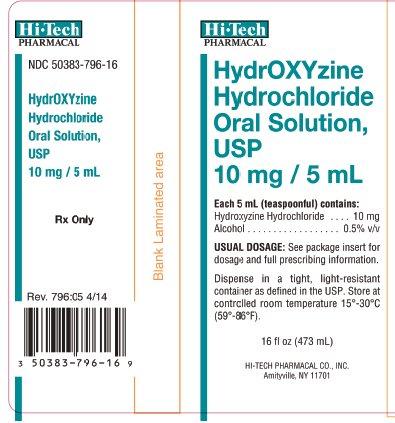 Hydroxyzine (oral) - wikidoc