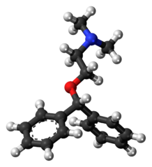 File:Diphenhydramine ball-and-stick animation.png