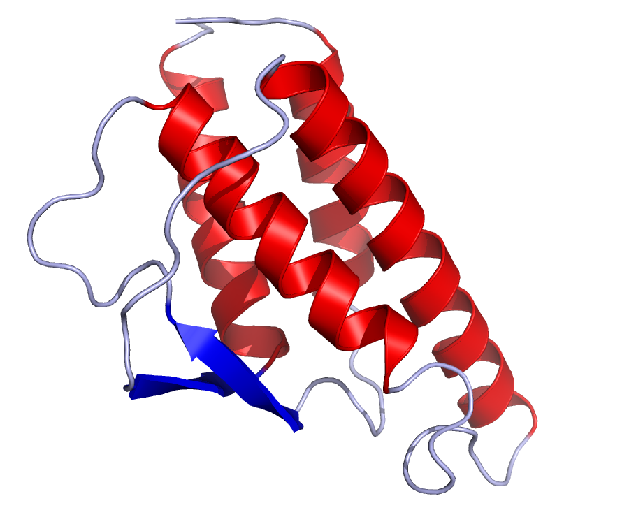 IL4 Crystal Structure recombinant.png