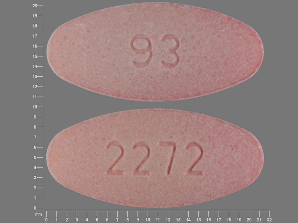 Amoxicillin and Clavulanate Potassium NDC 00932272.jpg