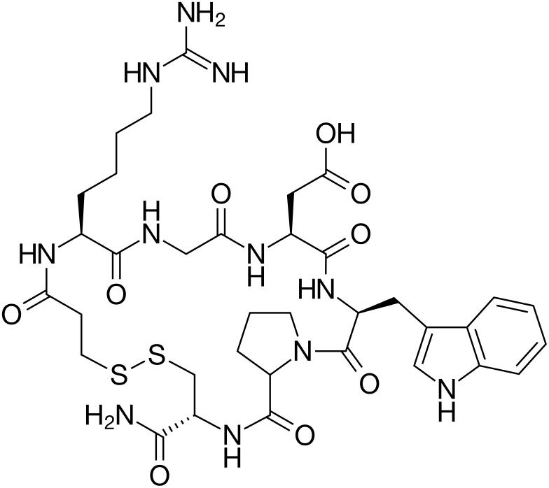 Eptifibatide structure.png