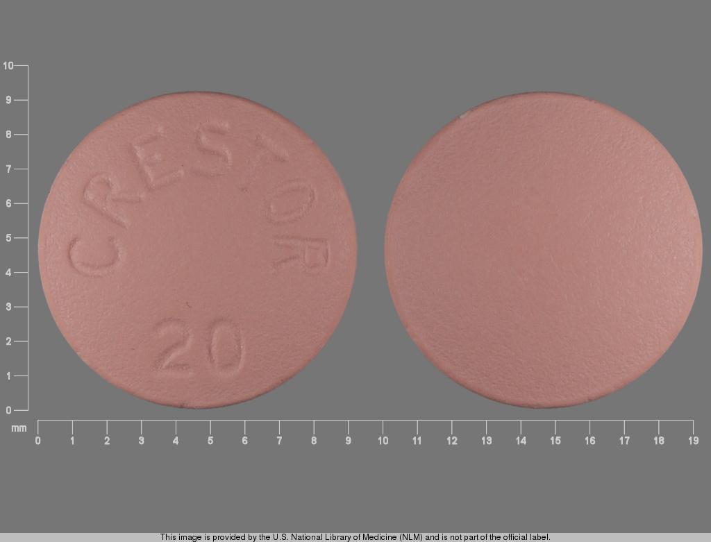 Rosuvastatin 20 Mg Cmax