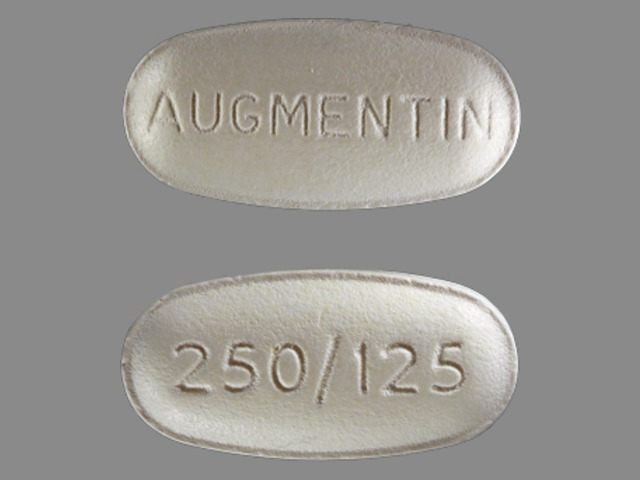 Amoxicillin and clavulanate potassium NDC 435980218.jpg