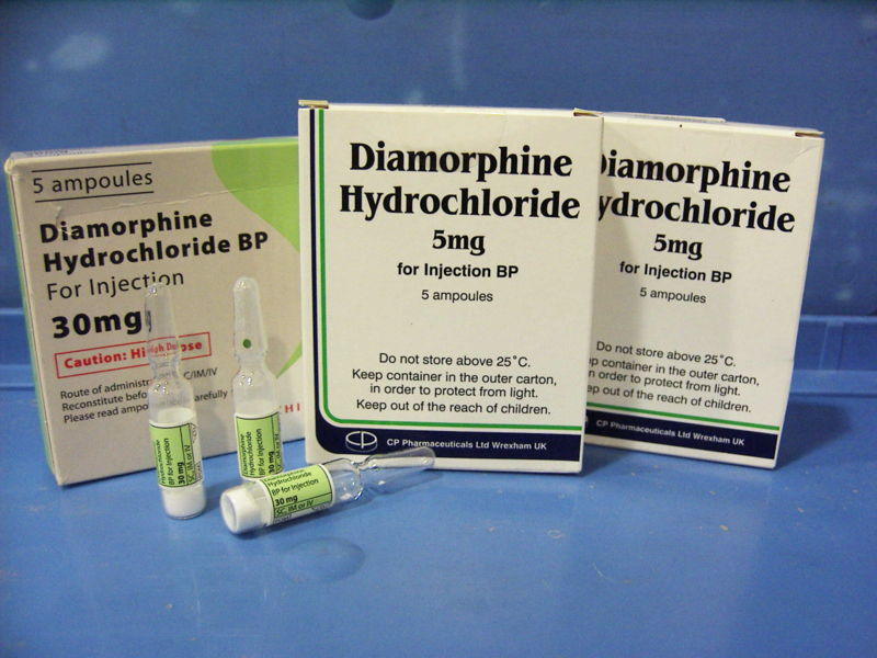 what drug addiction is methadone used for