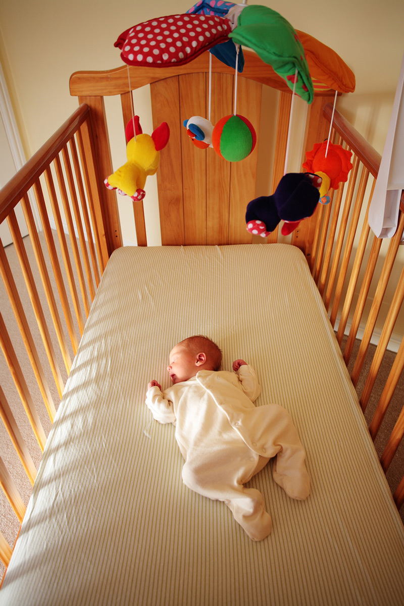 Overheating is one of the chief risk factors for SIDS