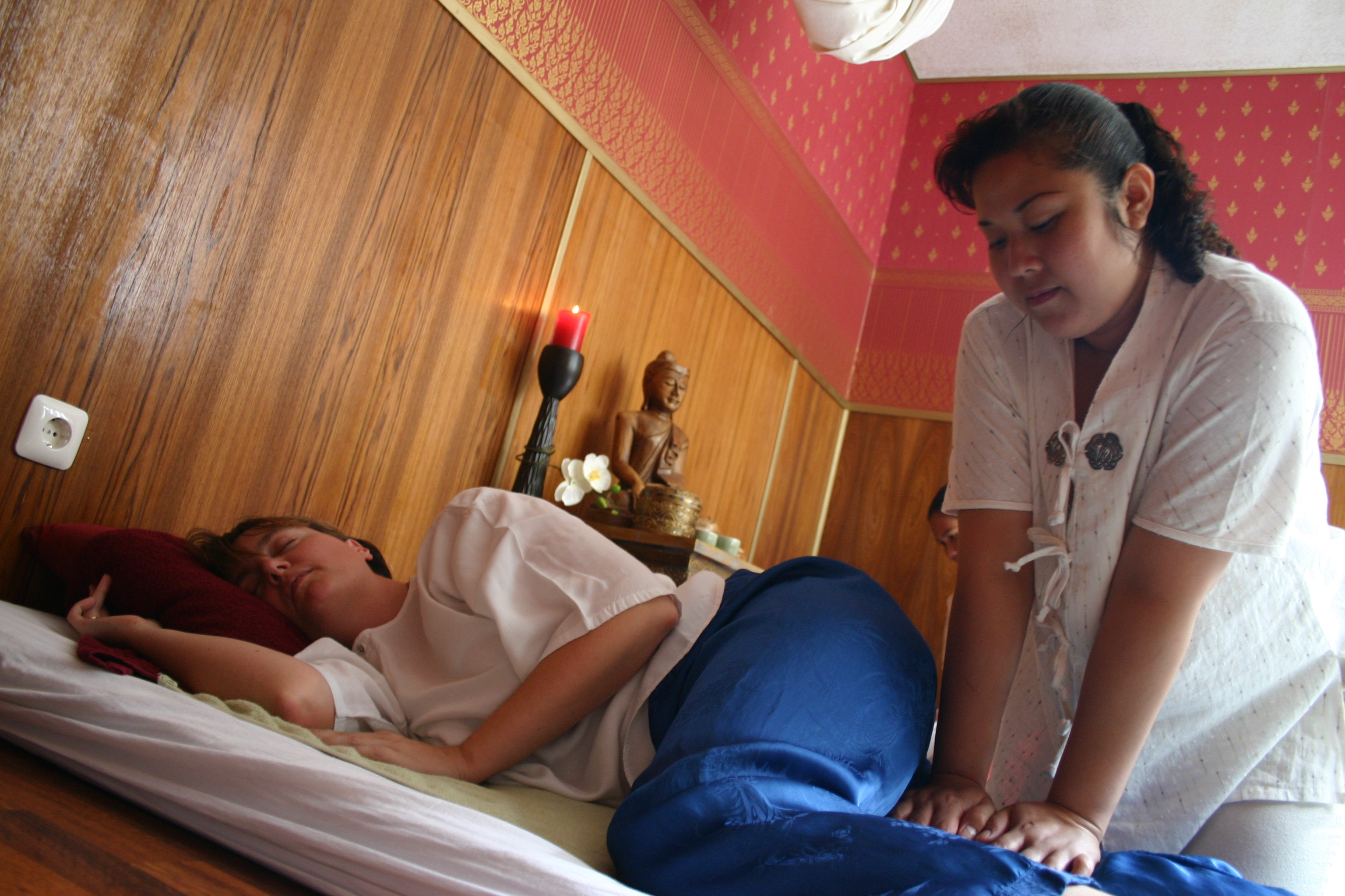 oily sensual massage five star brothel