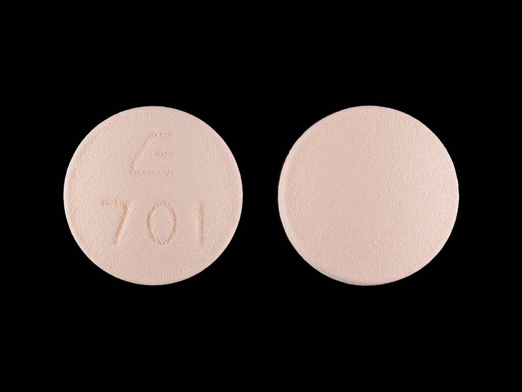 Bisoprolol Fumarate and Hydrochlorothiazide NDC 01850701.jpg