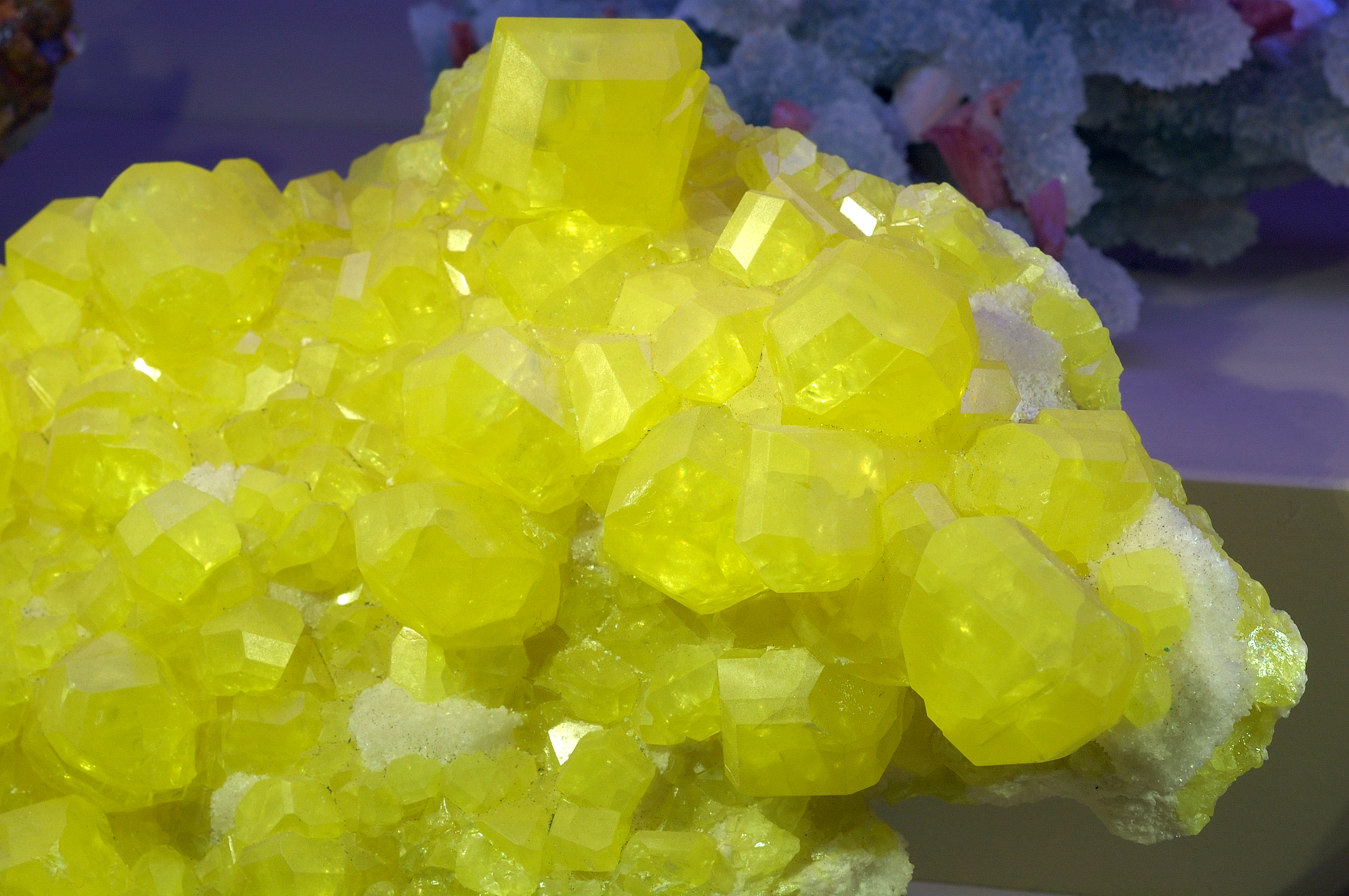 How Is Sulfur Used In Nature