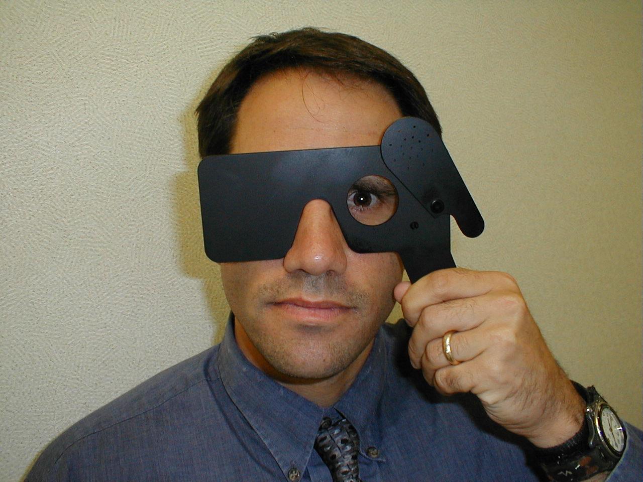 Are Pinhole Glasses Safe