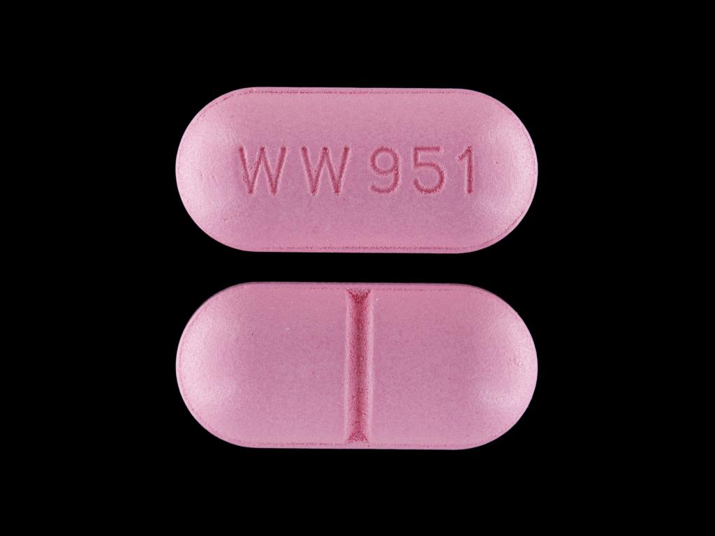 amoxicillin ww951
