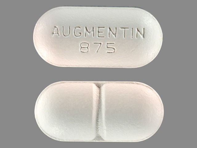 Amoxicillin and clavulanate potassium NDC 435980221.jpg