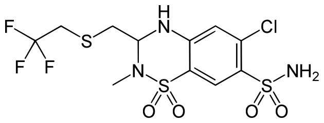 Polythiazide - wikidoc