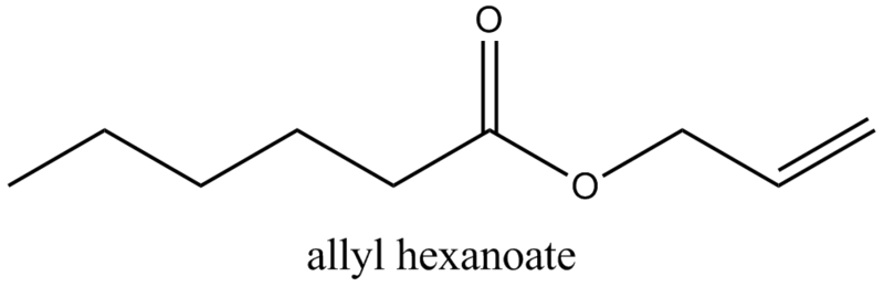 Allyl hexanoate.png