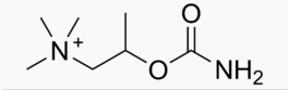 Bethanechol chloride structure.png