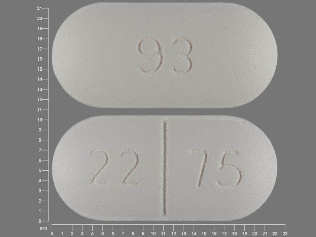 Amoxicillin and Clavulanate Potassium NDC 00932275.jpg