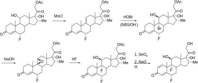 Flumethasone synthesis.png