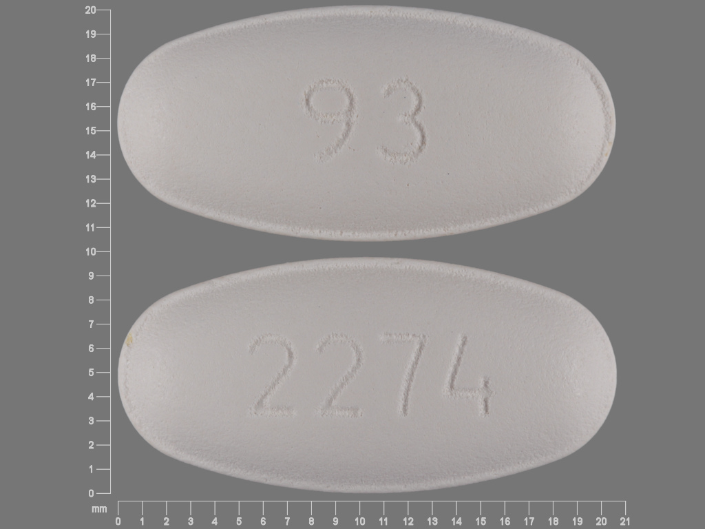 Amoxicillin and Clavulanate Potassium NDC 00932274.jpg