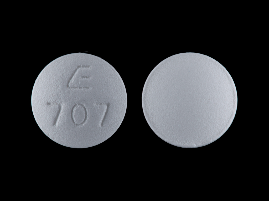 Bisoprolol Fumarate and Hydrochlorothiazide NDC 01850707.jpg