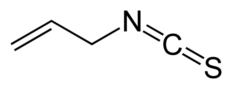 Allyl isothiocyanate