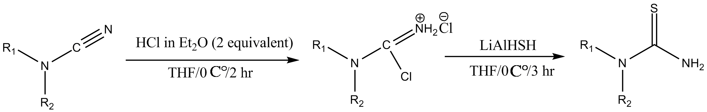 Substituted thiourea