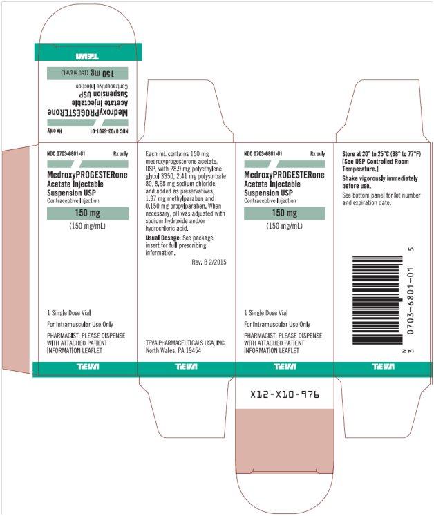 Medroxyprogesterone Acetate Drug Interactions