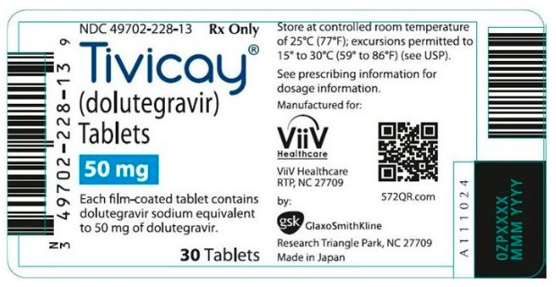 dolutegravir drug for virologic suppression 2017-10-30 therapeutic drug monitoring for both dolutegravir and rilpivirine demonstrated antiretroviral absorption via the enteral route (both values slightly below the therapeutic laboratory reference range) with continued virologic suppression.
