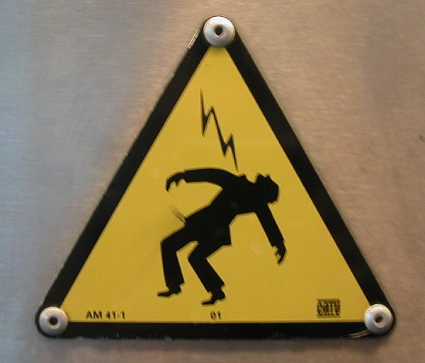 Electric shock - wikidoc
