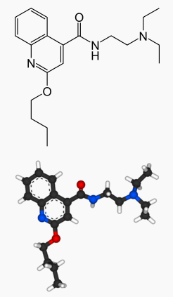 Dibucaine wiki str.png