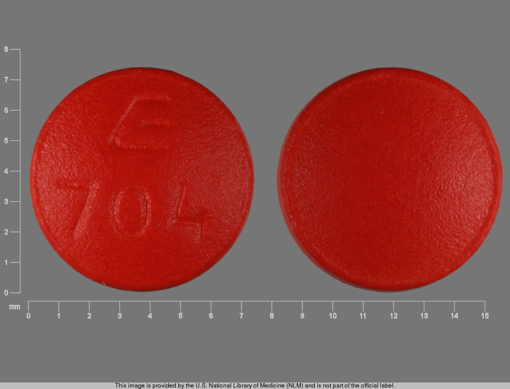 Bisoprolol Fumarate and Hydrochlorothiazide NDC 01850704.jpg
