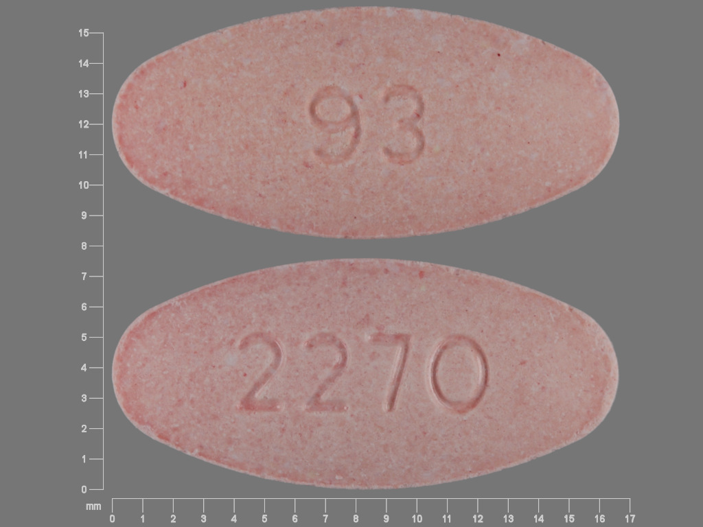 Amoxicillin and Clavulanate Potassium NDC 00932270.jpg