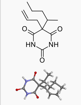 Secobarbital chemical structure.png