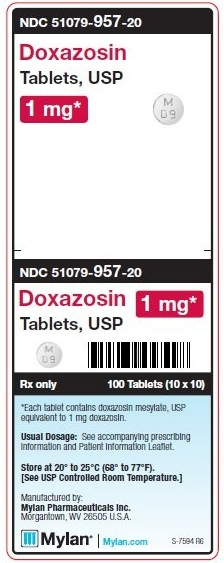 DOXAZOSIN (DOXAZOSIN MESYLATE) TABLET - 1.jpg