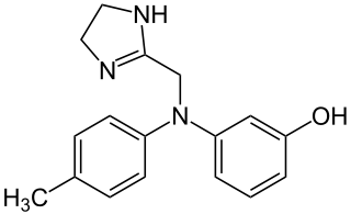 Phentolamine Structural Formulae.png