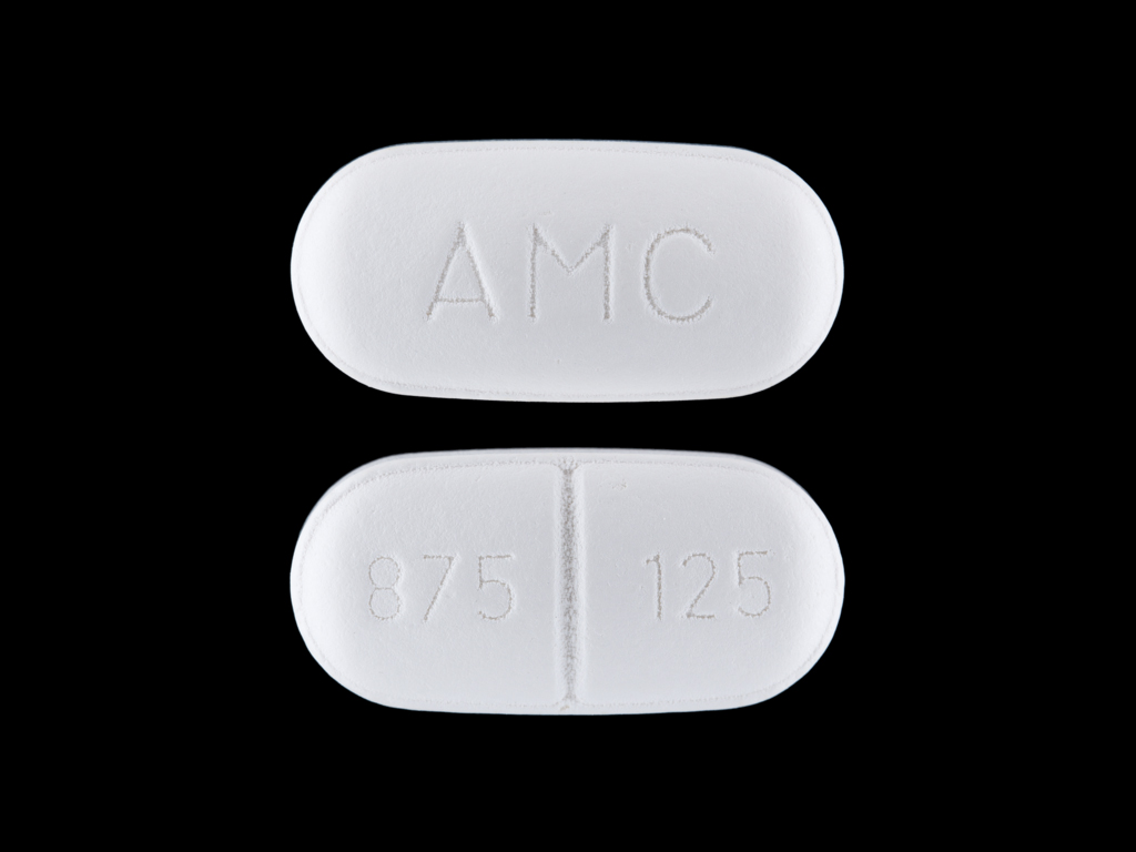 amoxicillin and clavulanate potassium