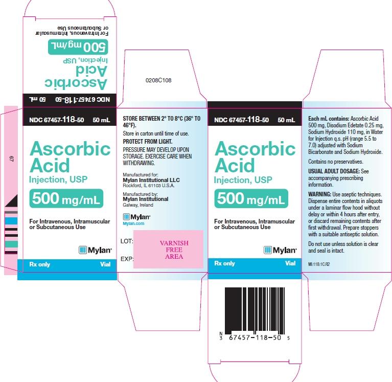 Ascorbic acid (injection) - wikidoc