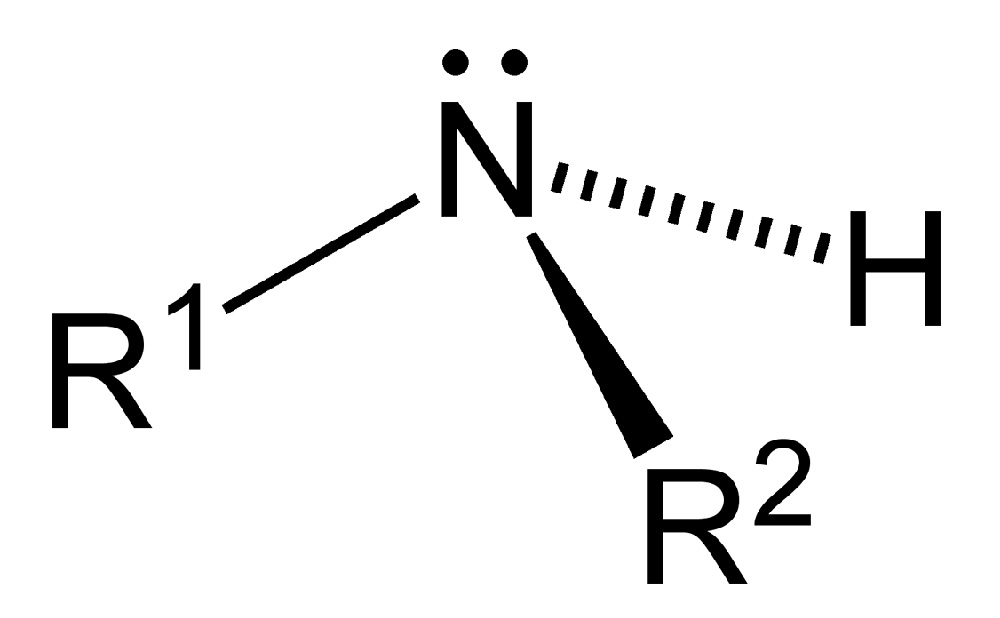 secondary amine