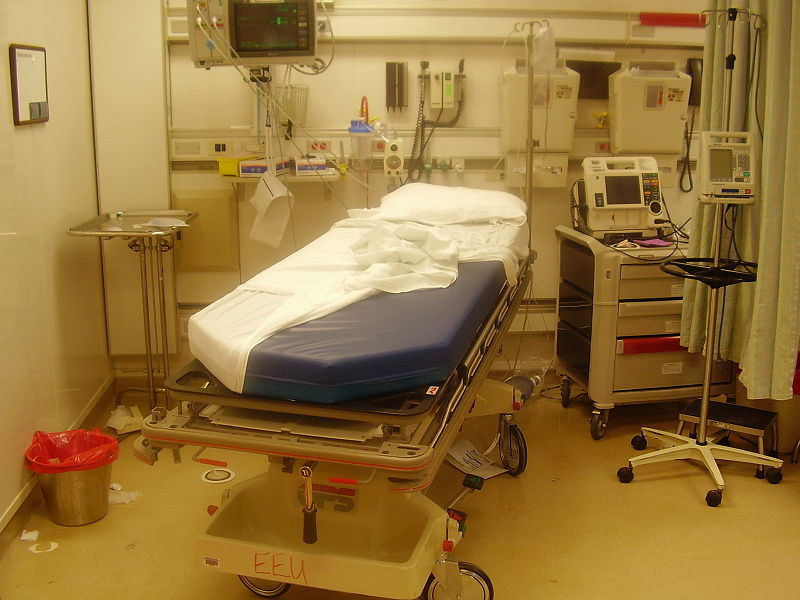 Practice Hospital Bed Safety