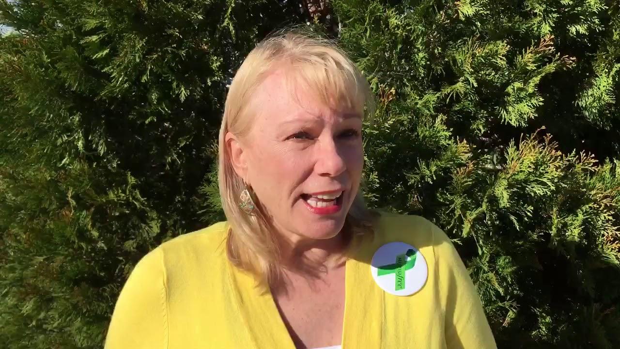 Jeanne Nelson, President, NAMI El Dorado County