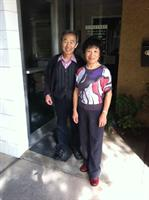 Ross and Holly Luo, Massage Therapist