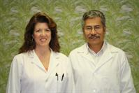 Nancy K. Brigden and Edwin Gastanaga Gastanaga, L. Ac.