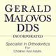 Gerald A Malovos, DDS